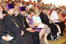 Остановка «Поезда творческих идей» в Ейской епархии