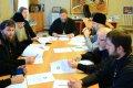 В Отделе религиозного образования прошло совещание руководителей епархиальных отделов