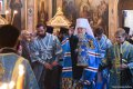 """Празднование в честь иконы Богородицы """"Целительница"""""""